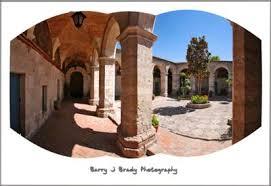 Santa Catalina Monastery Arequipa Peru