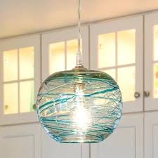 replacement glass for pendant lights pendant lighting replacement glass s ing fisherman pendant light