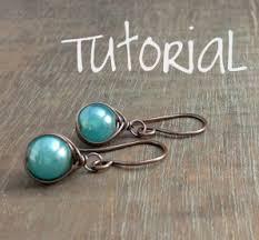 make stud earrings how to make stud earrings