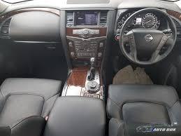 nissan patrol 1990 interior nissan patrol u2013 autobox k limited