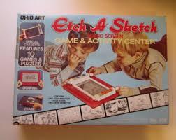 etch a sketch etsy