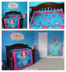Mermaid Nursery Decor Mermaid Bedroom Sets Empiricos Club
