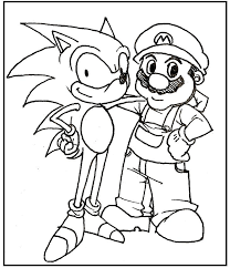 sonic hedgehog coloring pages 42 best sonic the hedgehog images on pinterest coloring pictures