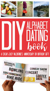 Homemade Valentines Gifts For Her by Southern In Law Diy Alphabet Dating Book A Cheap Easy And