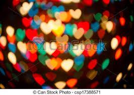 heart shaped christmas lights christmas lights abstract backgrounds abstract heart shaped