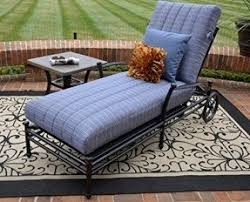 oversized chaise lounge cushions foter