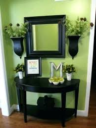 entrance table and mirror entrance mirrors and tables best of entrance tables and mirrors with