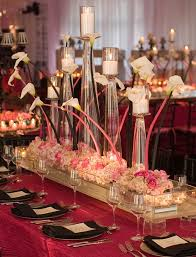 Tall Wedding Reception Centerpieces by 173 Best Reception Centerpieces Images On Pinterest Marriage