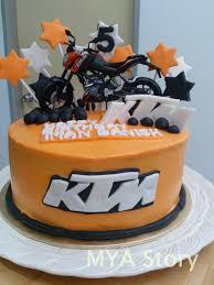 motocross bike cake mya scrap book