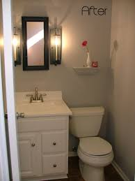 Small Half Bathroom Decorating Ideas by Home Design Ideas Half Bathroom Remodel Ideas With Wonderful