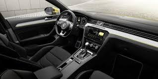 volkswagen arteon vw arteon four door coupe debuts bold new style slashgear
