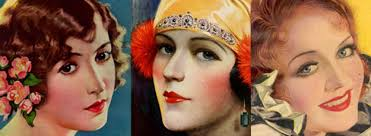Makeup Artist Handbook Women U0027s 1920s Makeup An Overview Hair And Makeup Artist Handbook