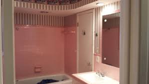 the pink bathroom youtube