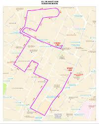Map Of Kingston Jamaica Race Information U2013 Guardian Runs