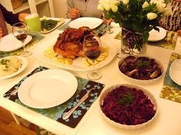 organic thanksgiving dinner november 2009 lavender and olive