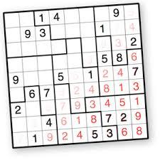jigsaw sudoku puzzles by krazydad