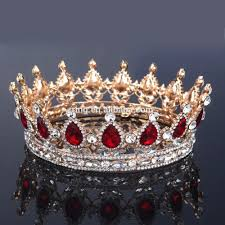 Royal Crown Home Decor Crown Tiaras Crown Tiaras Suppliers And Manufacturers At Alibaba Com