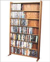 Vhs Storage Cabinet Dvd Storage Rack