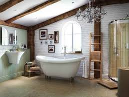 Modern Country Style Bathrooms by 7 Beautiful Roll Top Baths Period Living