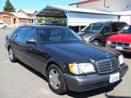 mercedes used s class cheap used cars 1995 mercedes s class recycler auto