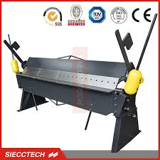 manual sheet bending machine price manual sheet bending machine