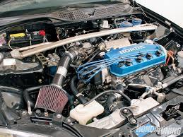 1999 honda civic engine 1999 honda civic si basseri honda tuning magazine