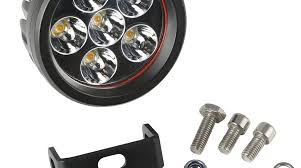 round led driving lights 3 5 round led driving light 15209 01 jeepey jeep parts spares