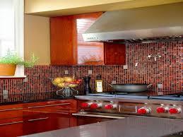 red kitchen tile backsplash colorful backsplash red subway tile backsplash ideas red kitchen