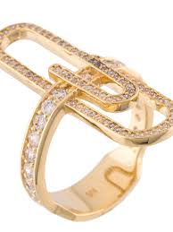 Vivienne Westwood Wedding Dress Vivienne Westwood U0027doreen U0027 Ring Yellow Gold Women Jewellery Rings