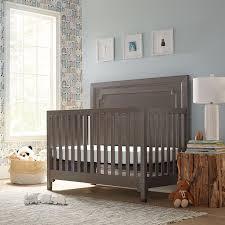 Pali Marina Forever Crib Grey Baby Cribs Gray Baby Cribs Bambibaby Com