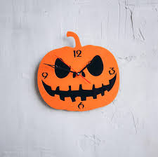 Halloween Gifts For Boys by Halloween Gifts For Kids Wall Clock Halloween Decor For