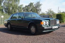 bentley turbo r bentley turbo r 1989 sold 7314 south western vehicle auctions ltd