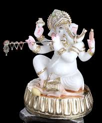 lord ganesha statue for pooja room in the house pooja room decor