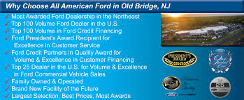 Old Ford Truck Dealers - connect with all american ford in old bridge nj car dealership