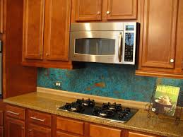 kitchen copper backsplash 16 best copper backsplash images on copper backsplash