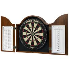 black dart board cabinet fun viper arched dartboard mahogany arched dartboard black at guide