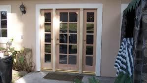 Single Patio Door Installing A Single Patio Door An Overview Of Frameless Single