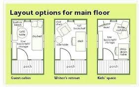 cabin blueprints free cabin blueprints mobile tiny house plans mobile tiny house floor