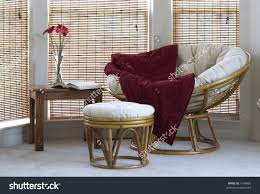 bedroom alluring rattan papasan chair in unique design best ideas immaculate home furniture decor with classy rattan papasan chair set with lounge design combined with side