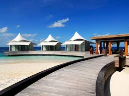 Maldives Cottages On Water by Majestic Places To Stay In The Maldives Asia Pacific