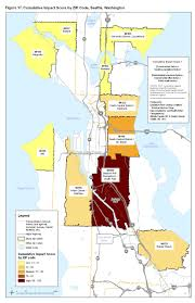 Wa Zip Code Map by Report More Illness Shorter Lifespans In Duwamish River Valley