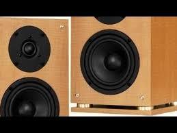 What Hifi Bookshelf Speakers Fluance Sx6 Hi Fi Bookshelf Speakers Vocal Demo Sacd Youtube