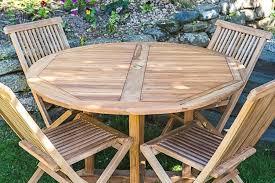 round wooden folding table round wooden garden table and chairs round folding tables folding