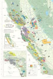 Map Of California And Oregon by 117 Best Maps Of Wine Country Images On Pinterest Wine Country