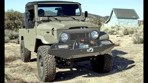 icon land cruiser icon toyota land cruiser pickup fj45 u00272007 youtube