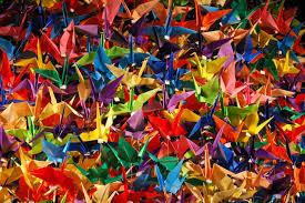Gardenfest Of Lights Origami Cranes Highlight Of Gardenfest Events Richmond Com