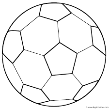 Soccer Coloring Pages Kids Activities Soccer Coloring Page