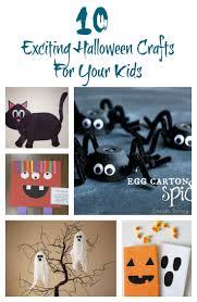 Simple Halloween Crafts For Preschool 363 Best Halloween Ideas Images On Pinterest