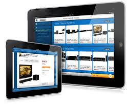 sony home theater app walmart goes mobile with new apps for iphone u0026 ipad techcrunch