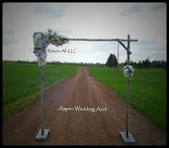 wedding arch log decorative white birch fireplace logs white birch poles and